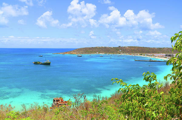 Photograph - Anguilla Is Tranquility Surrounded By Blue by Ola Allen