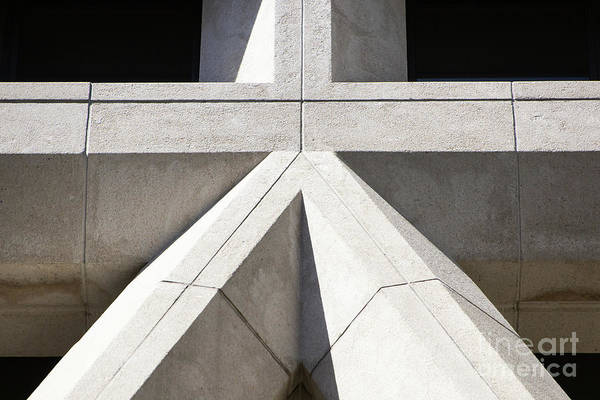 Photograph - Transamerica Pyramid In San Francisco Abstract Geometry Details R733 by Wingsdomain Art and Photography