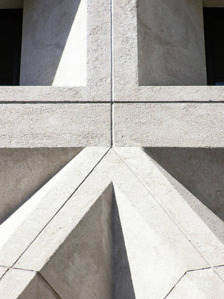 Photograph - Transamerica Pyramid In San Francisco Abstract Geometry Details R737 by Wingsdomain Art and Photography
