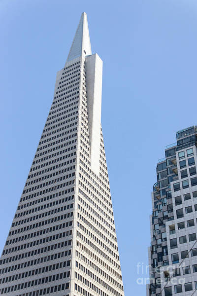Photograph - Transamerica Pyramid San Francisco R721 by Wingsdomain Art and Photography