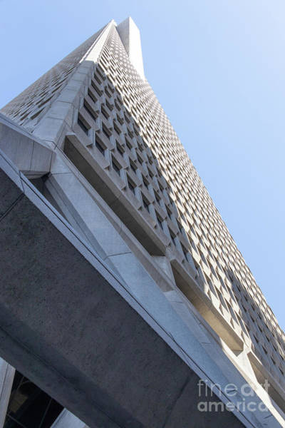 Photograph - Transamerica Pyramid San Francisco R725 by Wingsdomain Art and Photography