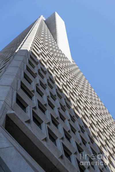 Photograph - Transamerica Pyramid San Francisco R726 by Wingsdomain Art and Photography