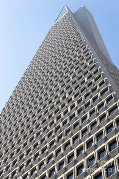 Photograph - Transamerica Pyramid San Francisco R740 by Wingsdomain Art and Photography