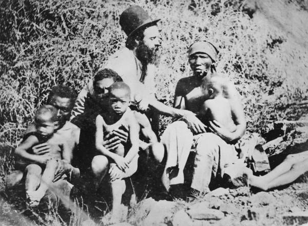 Missionary Photograph - Transvaal Missionary by Hulton Archive