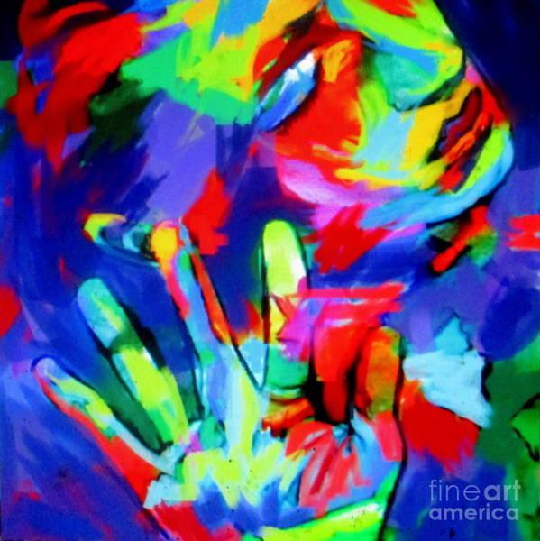 Painting - Trapped by Helena Wierzbicki