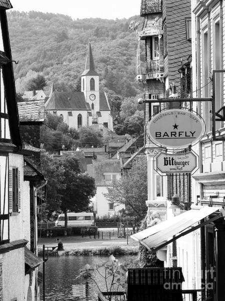 Photograph - Trarbach As Seen From Traben by Aapshop