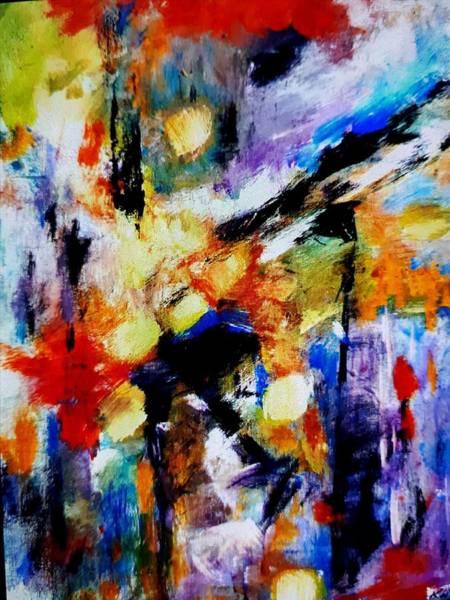 Painting - Travel Memories by Nikki Dalton