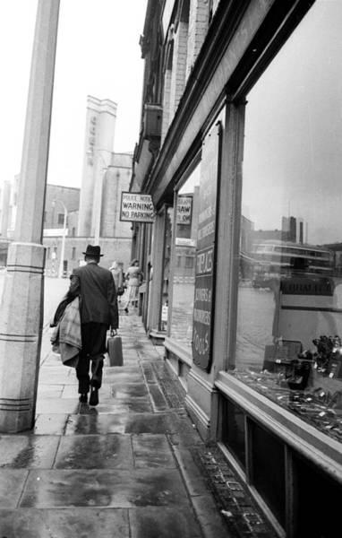 Merchandise Photograph - Travelling Salesman by John Chillingworth