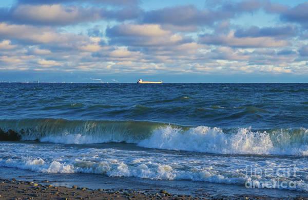 Photograph - Traversing The Great Lakes by Rachel Cohen