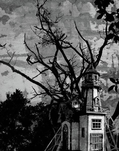 Treehouse I Art Print