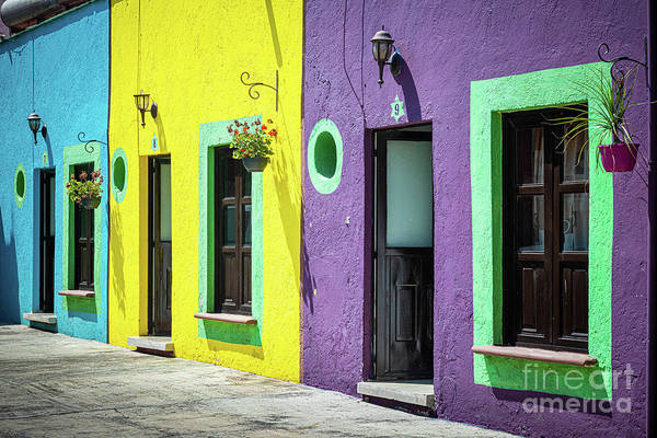 Wall Art - Photograph - Tres Puertas by Inge Johnsson