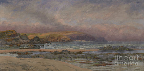 Wall Art - Painting - Trevose Head by John Brett