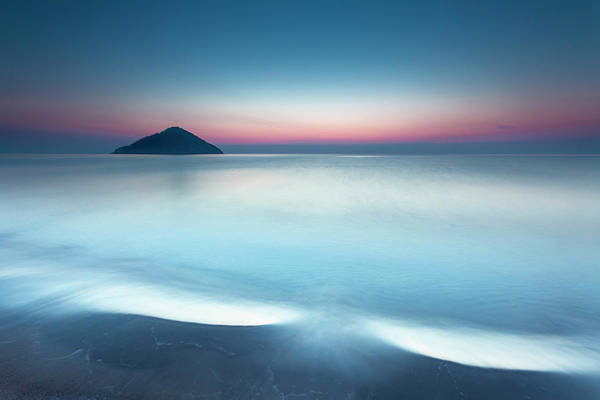 Greece Photograph - Triangle Island by Evgeni Dinev