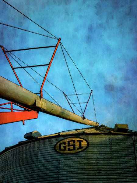 Photograph - Triangles 4338 Dp_2 by Steven Ward