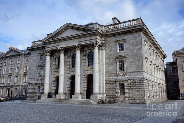 Photograph - Trinity College Chapel  by Olivier Le Queinec