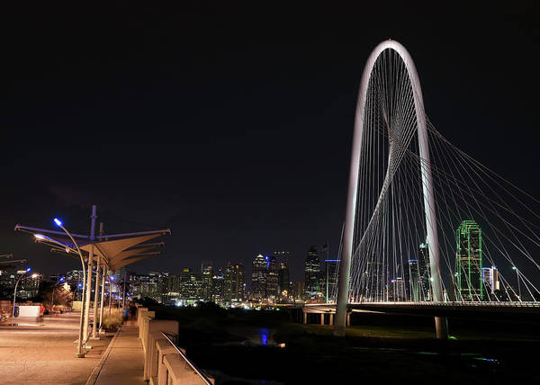 Photograph - Trinity Skyline Trail Dallas Texas 061919 by Rospotte Photography