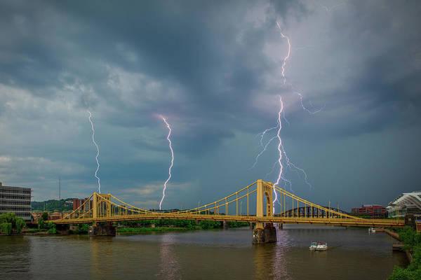 Photograph - Triple Threat   by Emmanuel Panagiotakis