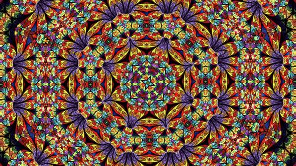 Wall Art - Tapestry - Textile - Trippy by B
