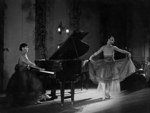 Revue Photograph - Trix Sisters by Sasha
