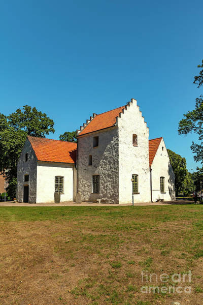 Wall Art - Photograph - Trolle Ljungby Church by Antony McAulay