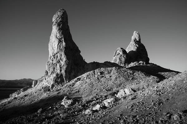 Photograph - Trona Pinnacles - Tufa Horns by Alexander Kunz