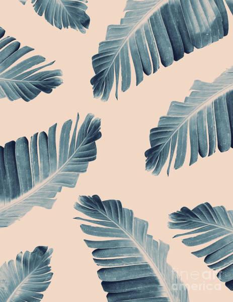 Banana Leaf Mixed Media - Tropical Banana Leaves Dream #7 #foliage #decor #art by Anitas and Bellas Art
