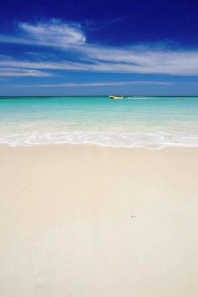 Roatan Photograph - Tropical Caribbean Beach by Dstephens