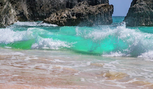 Wall Art - Photograph - Tropical Clean Crisp Waves by Betsy Knapp
