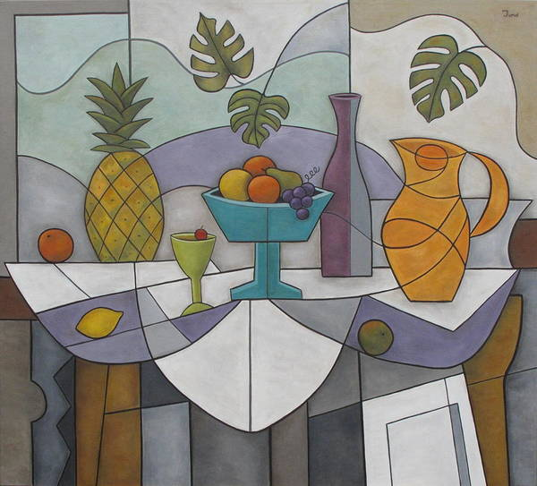 Painting - Tropical Delights by Trish Toro
