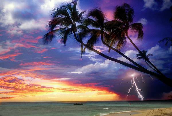 Yucatan Wall Art - Photograph - Tropical Dtorm by Lyle Leduc