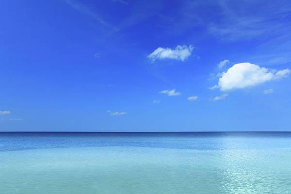Wave Photograph - Tropical Sea by Konradlew