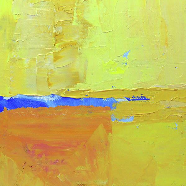 Painting - Tropical Sunrise by Nancy Merkle
