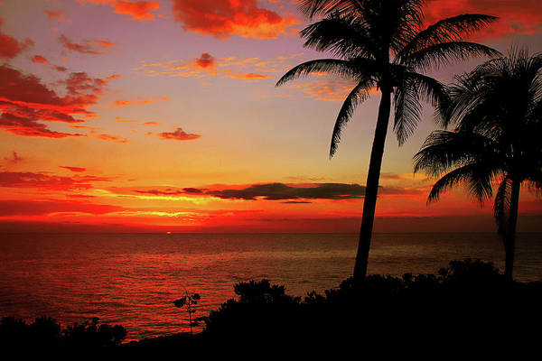 Wall Art - Photograph - Tropical Sunset by Kamil Swiatek