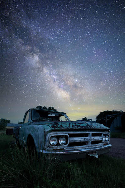 Wall Art - Photograph - Truck Yeah by Aaron J Groen