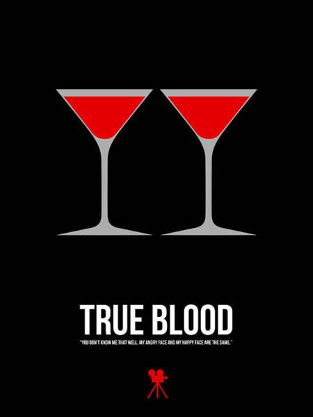 Wall Art - Digital Art - True Blood by Naxart Studio
