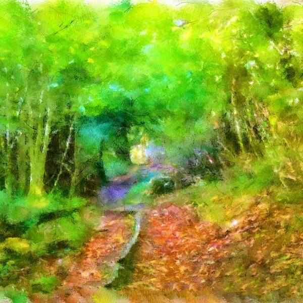 Tunnel Painting - Ttrail by ArtMarketJapan