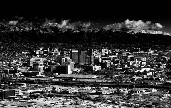 Photograph - Tucson's Cinematic Contrast  by Chance Kafka