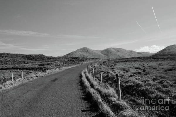 Photograph - Tully Road Connemara by Peter Skelton