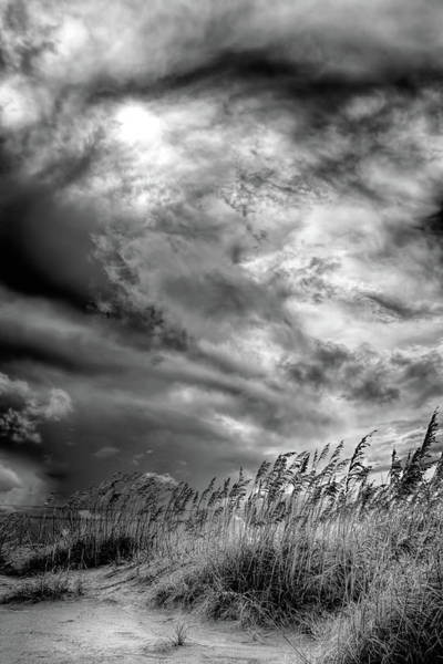 Wall Art - Photograph - Turbulent Skies On The Outer Banks by Dan Carmichael