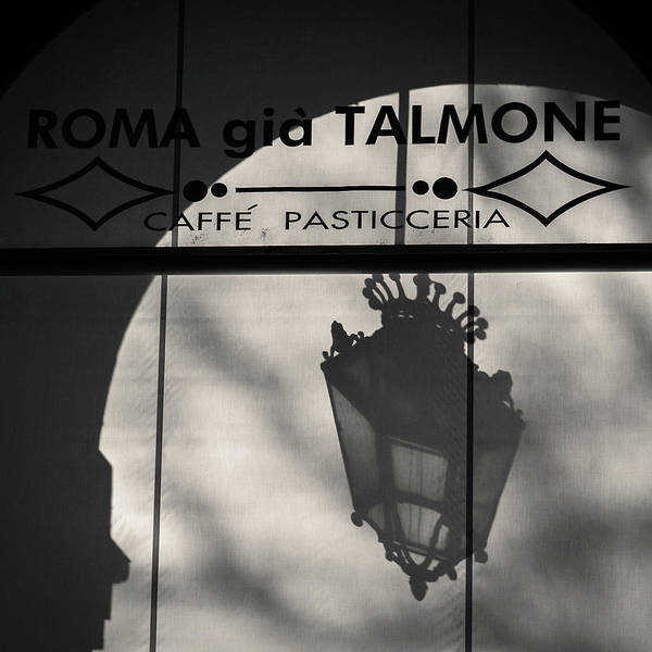 Photograph - Turin Cafe by Dave Bowman
