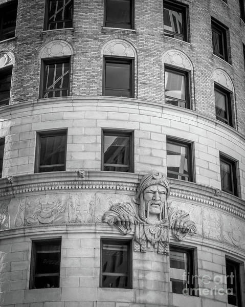 Wall Art - Photograph - Turks Head Building Providence Rhode Island by Edward Fielding