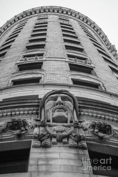 Wall Art - Photograph - Turks Head Building Providence Rhode Island II by Edward Fielding