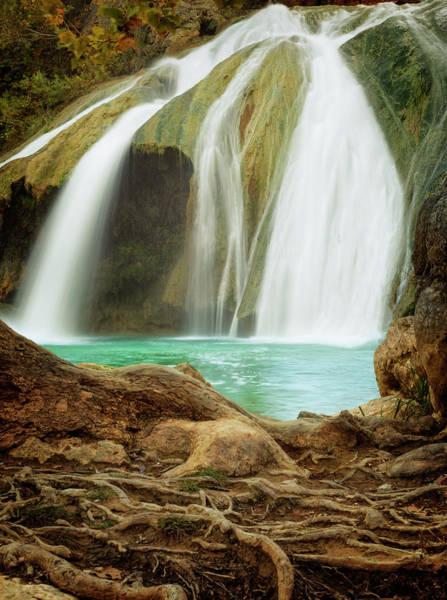 Wall Art - Photograph - Turner Falls 40 by Ricky Barnard