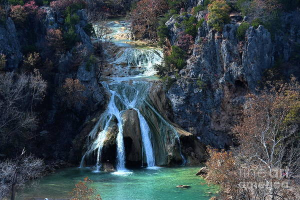 Photograph - Turner Falls by Diana Mary Sharpton