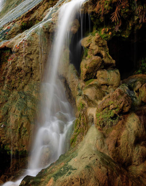 Wall Art - Photograph - Turner Falls Xxxix by Ricky Barnard