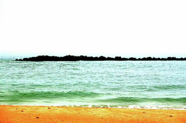 Photograph - Turquoise Beach Scenery by Cynthia Guinn