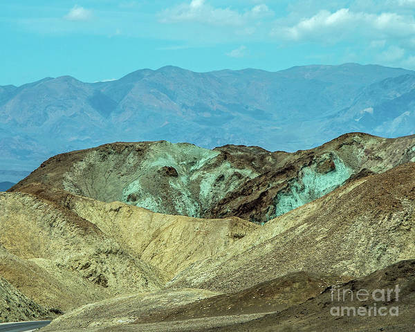 Wall Art - Photograph - Turquoise Hills by Stephen Whalen
