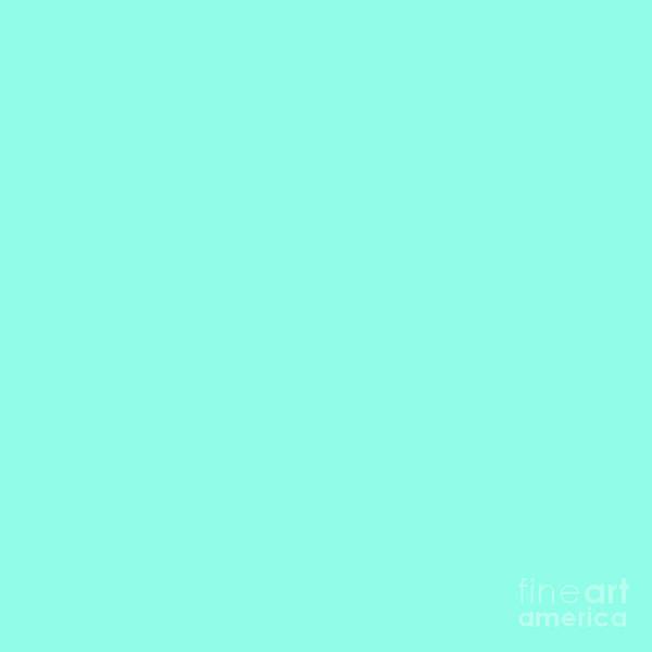 Digital Art - Turquoise by Sharon Mau