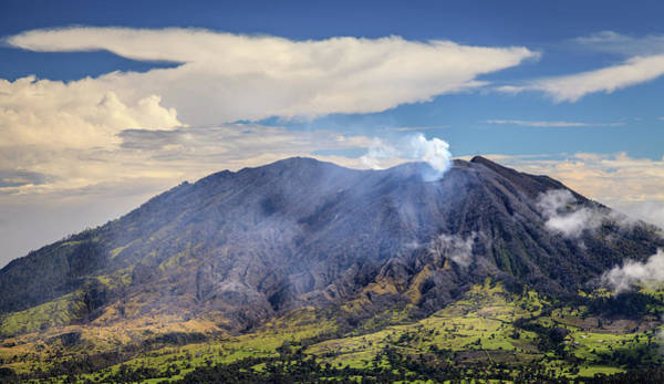 Wall Art - Photograph - Turrialba Volcano by Alexey Stiop