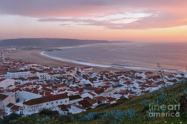 Photograph - Twilight At Nazare Village by Angelo DeVal